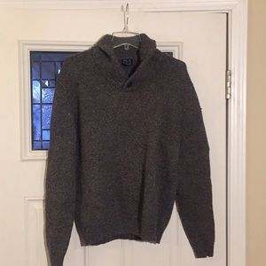 JoS. A. BANK wool collared neck wool sweater L